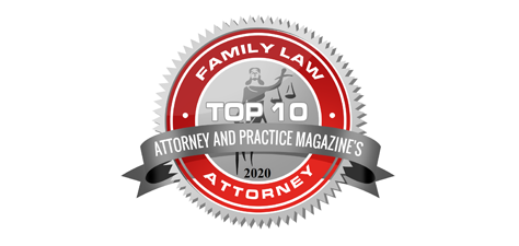 Attorney and Practice Magazine's Top 10 Family Law Attorney Award